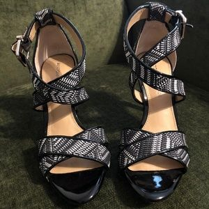 Antonio Melani Heels 6.5